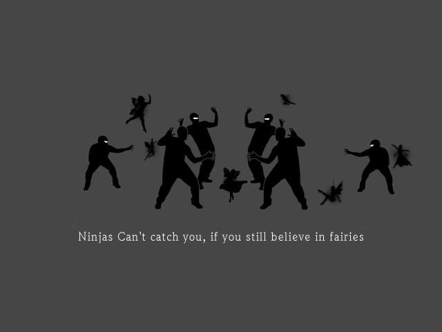 Ninja 壁紙画像
