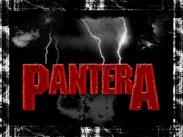 Pantera 壁紙画像