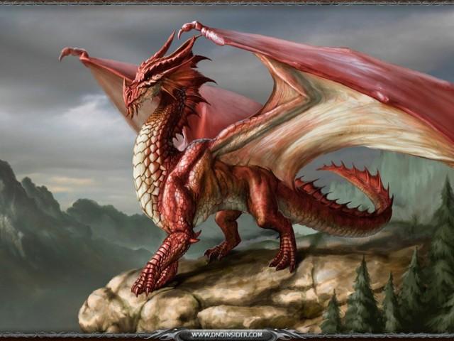 Red Dragon 壁紙画像
