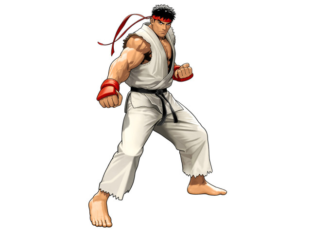 Ryu From Street Fighter 壁紙画像