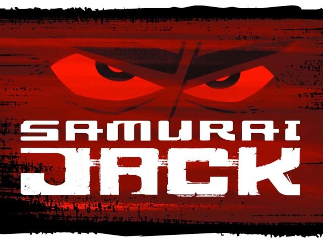 Samurai Jack 壁紙画像
