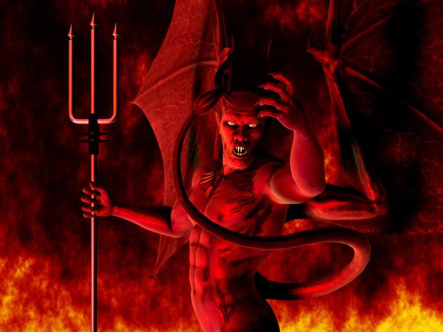 Satan 壁紙画像