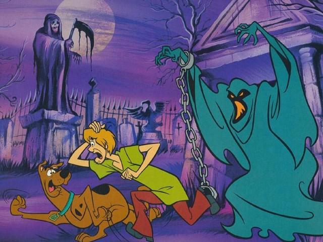 Scooby Doo 壁紙画像