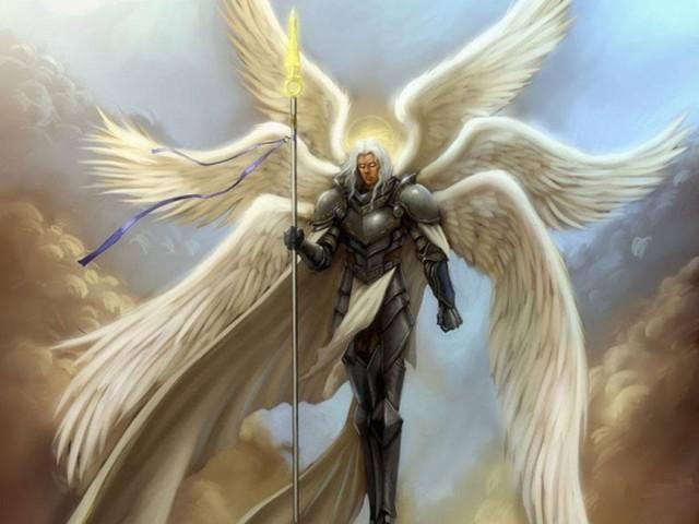 Seraphim 壁紙画像
