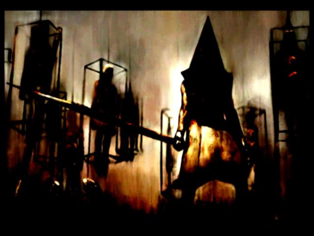 Silent Hill 壁紙画像