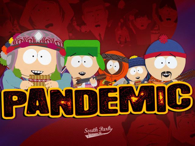South Park 壁紙画像
