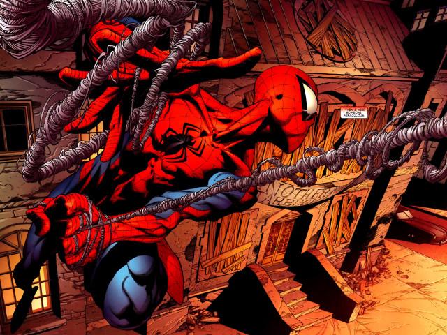 Spiderman 壁紙画像