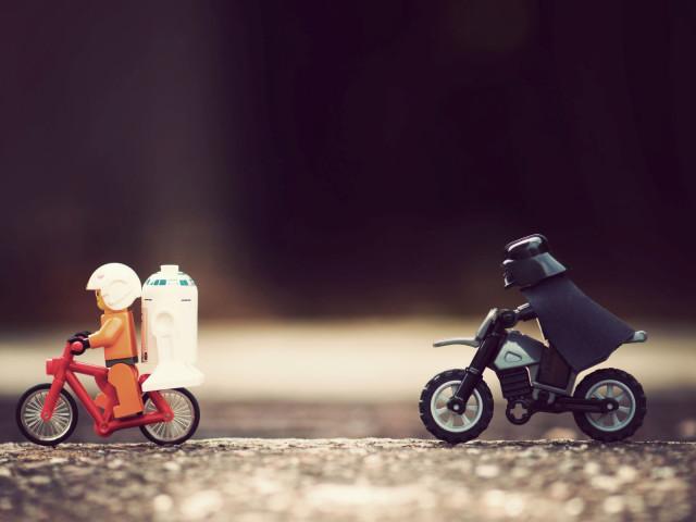 スターウォーズレゴデスクトップの壁紙 (Star Wars Lego)