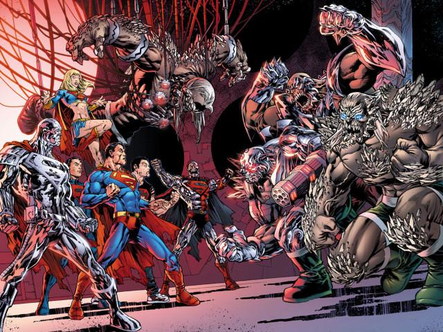 Superman 壁紙画像