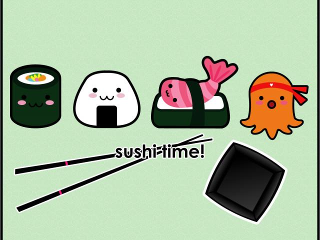 Sushi 壁紙画像