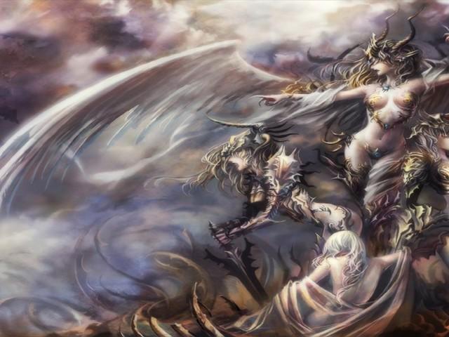 The Angel Army 壁紙画像