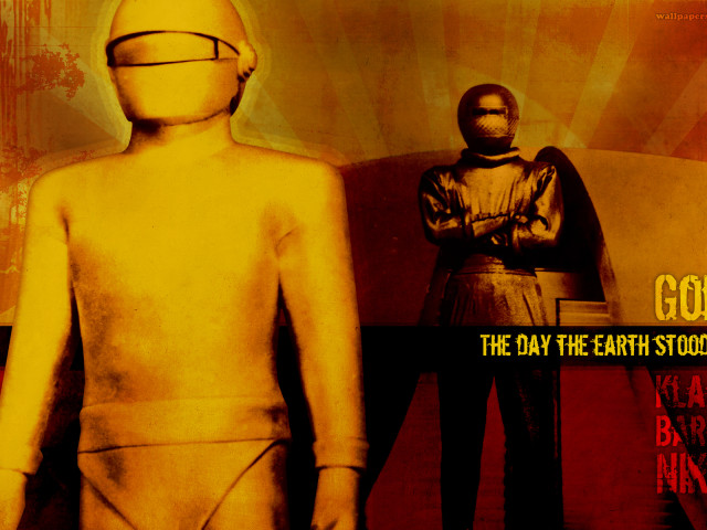 The Day The Earth Stood Still 壁紙画像