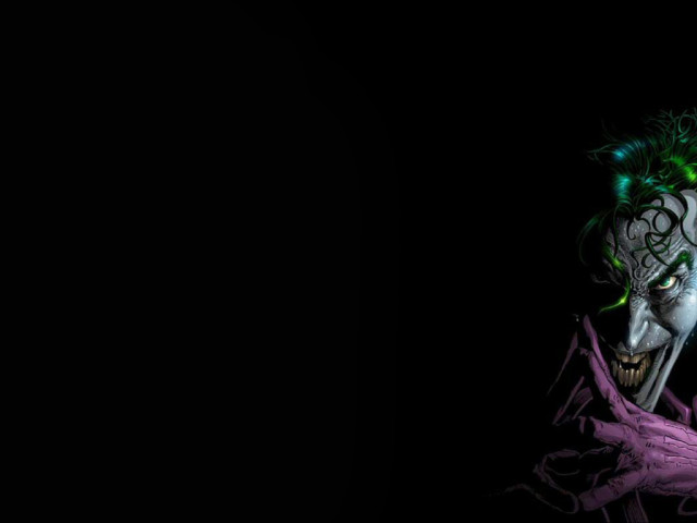 The Joker (comics) 壁紙画像