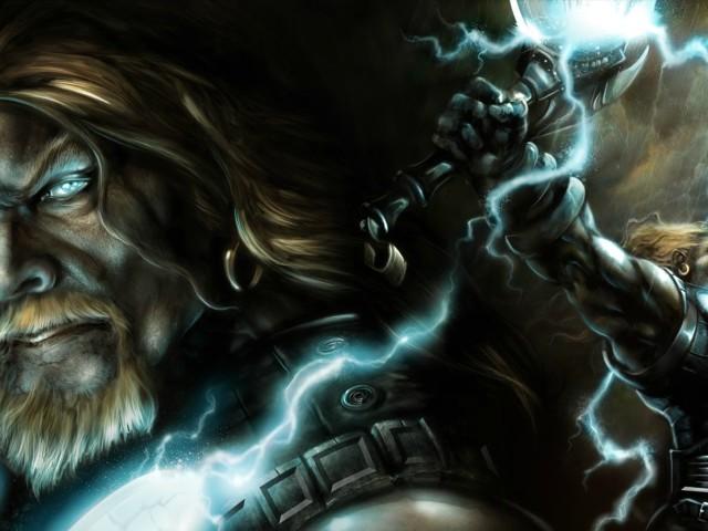 Thor 壁紙画像