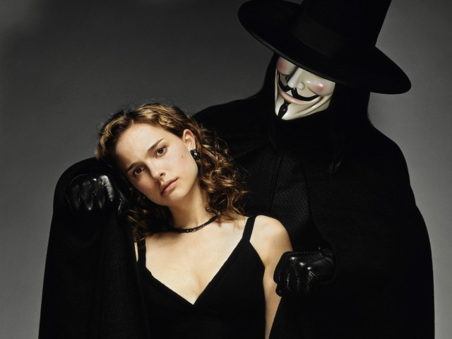 V For Vendetta 壁紙画像
