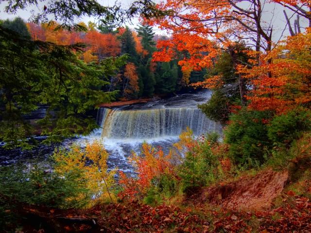 Waterfall 壁紙画像