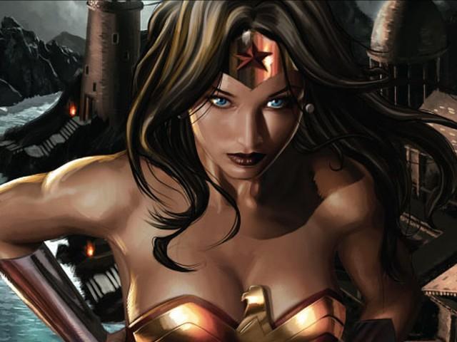 ワンダーウーマンデスクトップの壁紙 (Wonder Woman)