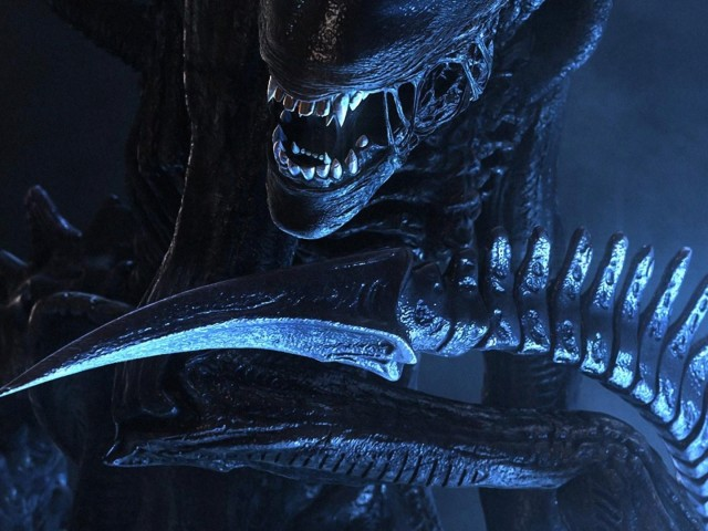 Xenomorph Movie 壁紙画像