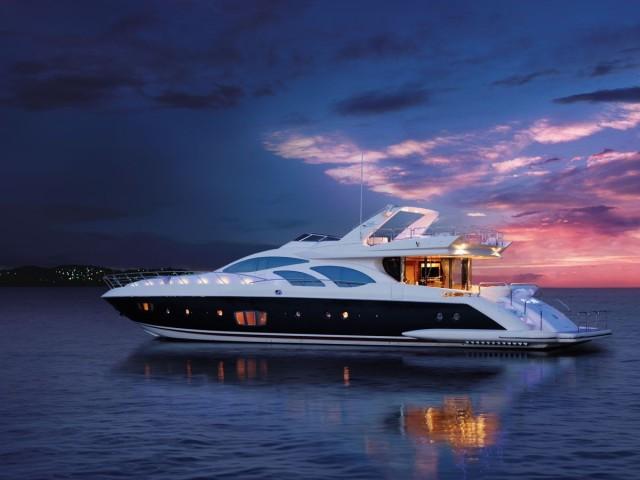 Yacht 壁紙画像