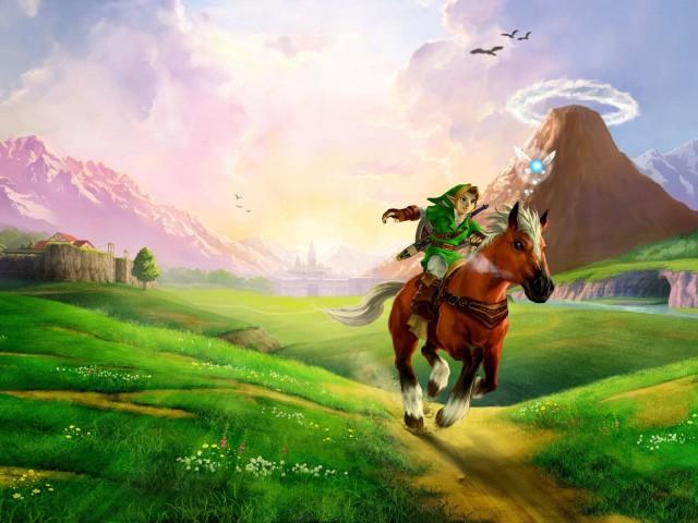 Zelda 壁紙画像