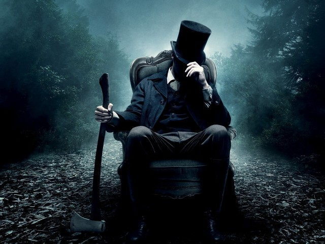 Abraham Lincoln Vampire Hunter 壁紙画像