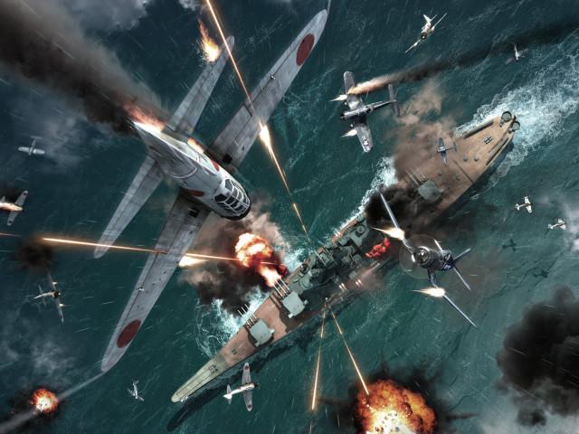 Battlestations Midway 壁紙画像