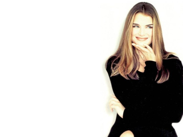 Brooke Shields 1 壁紙画像