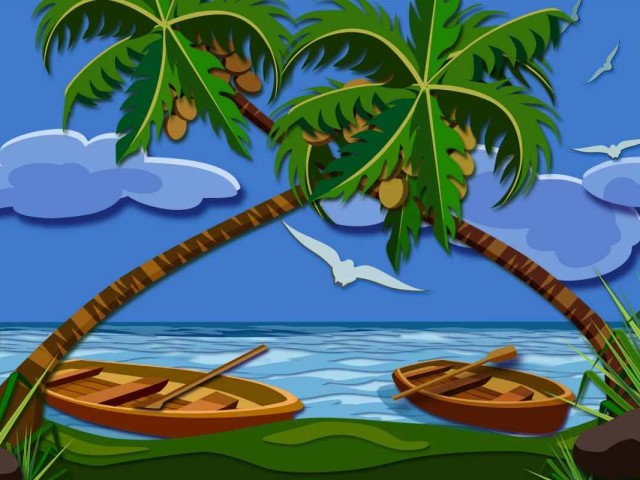 Cartoon 壁紙画像
