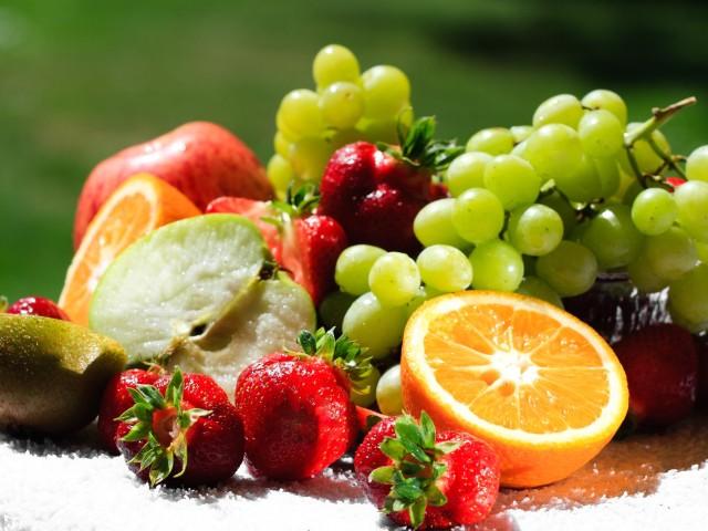 Fruit Platter 壁紙画像