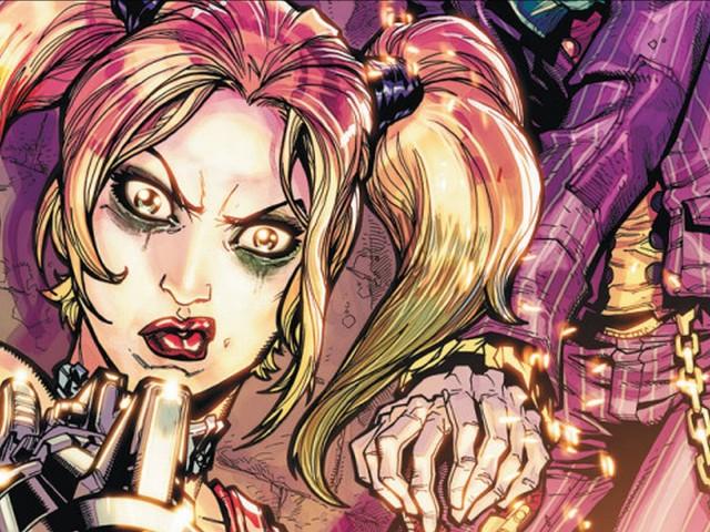 Harley Quinn 壁紙画像