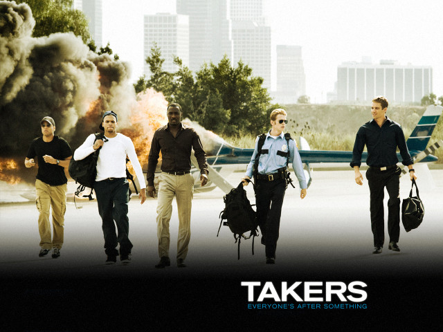 Hayden Christensen In Takers 壁紙画像