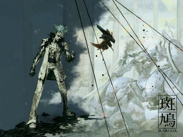 Ikaruga 壁紙画像