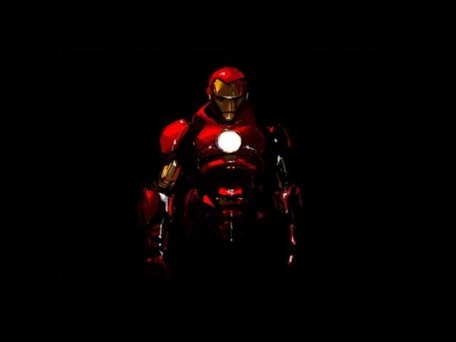 Iron Man 壁紙画像