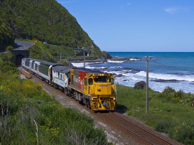 Kiwi Rail 壁紙画像