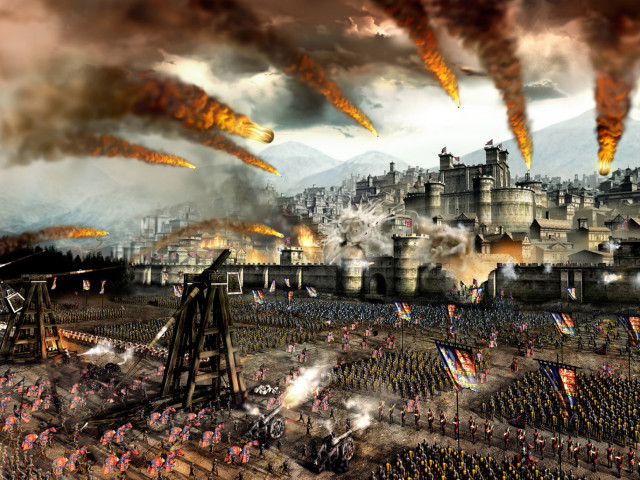 Medieval Total War 壁紙画像