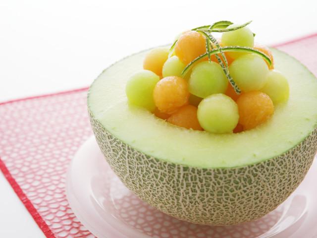 Melon Balls 壁紙画像