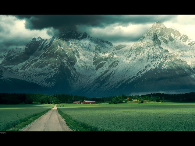 Mountain 壁紙画像