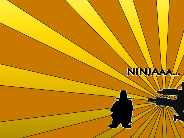 Ninjaaaa 壁紙画像