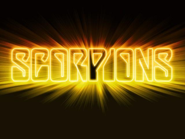 Scorpions Logo 壁紙画像