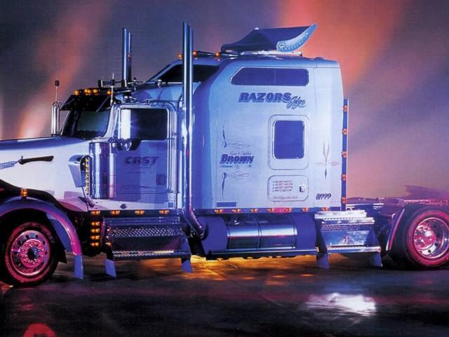 Truck 壁紙画像