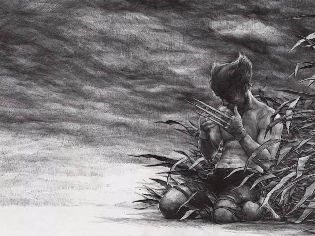 Wolverine 壁紙画像